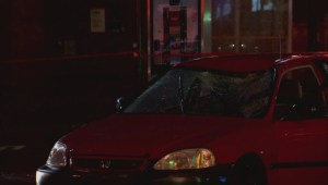 Pedestrian struck by car recovering in hospital