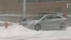 Winter storm hits Nova Scotia