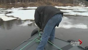 Saint John preparing for flooding