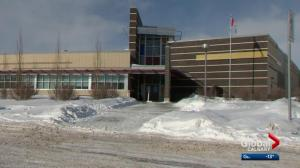 Frozen water pipe cancels classes at Calgary high school