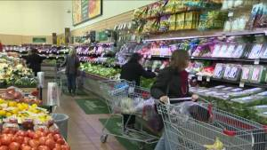 Some food prices down at grocery stores