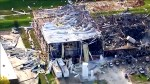 Crews suspend search at Illinois plant following explosion after building deemed unsafe