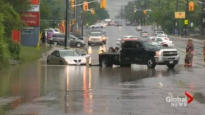 Environment Canada defends weather warning systems in wake of Toronto floods
