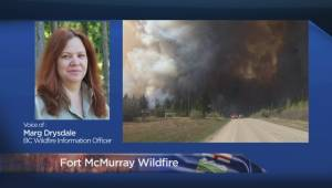 BC wildfire update: May 6 a.m.