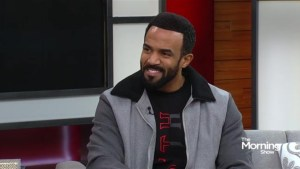 Craig David on his new album, 'The Time Is Now'