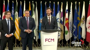 Big city mayors meet in Halifax, discuss wish list for affordable housing and climate change