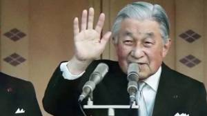 Japan's Akihito is first emperor to abdicate in more than 200 years