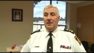 Outgoing Police Chief marks his last police services board meeting