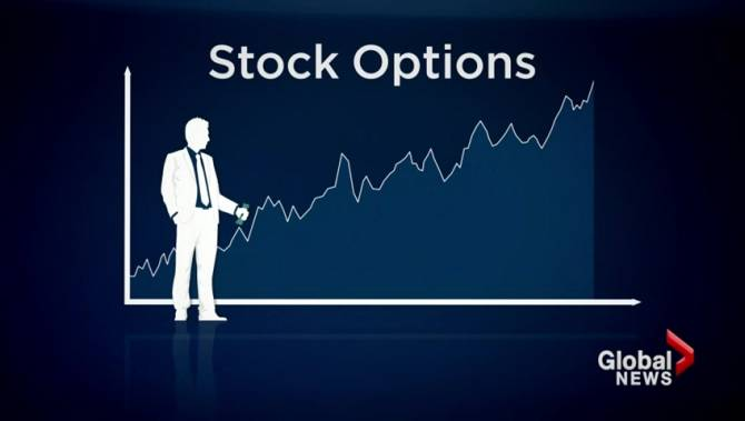 Tax on stock options canada