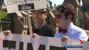 Trans Mountain pipeline rallies across Canada
