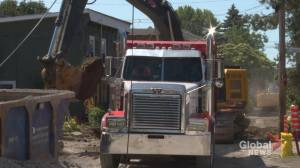 Sainte-Anne-de-Bellevue residents irked by construction