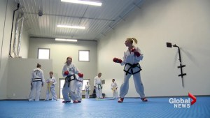 Lethbridge taekwondo star makes international impact
