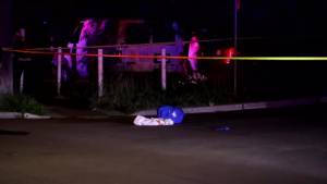 Durham Regional Police say a man was stabbed several times in the town of Bowmanville