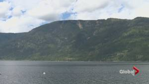 Landslide concerns prompt Shuswap evacuation alert