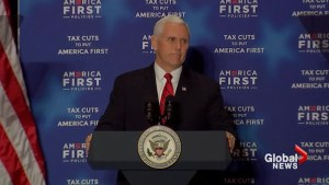 Pence says school safety a top priority for Trump administration