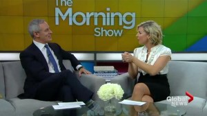 What does Prince William think of The Morning Show?