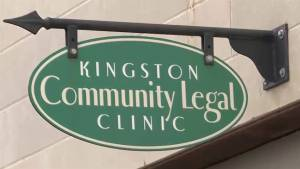 30% Legal Aid funding cut could kill community clinics warns Kingston Executive Director. (01:15)
