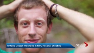 'He's a fighter': Father of Ontario man shot at Bronx hospital speaks out