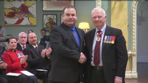 RCMP Cpl. Dany Daigle awarded Star of Courage for actions taken during Ottawa Shooting