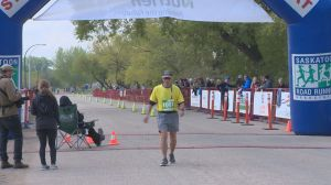 74-year-old Rosetown, Sask. runner striding through marathons