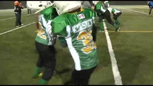 Kinsmen minor football league grows football in Ptbo