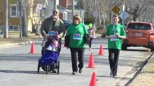 'Transplant trot' aimed to raise awareness for organ and tissue donation