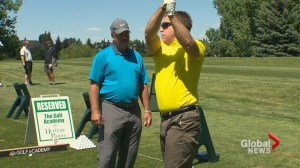 Accomplished golf coach opens high-profile teaching academy in Calgary