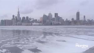 Canadians hunker down for some cold weather