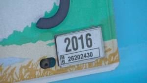 MPI discontinues licence plate validation stickers (01:08)