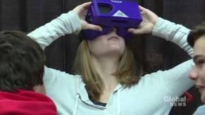 Dalhousie, NFB launch new ocean VR learning tool