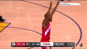 NBA Finals: Toronto Raptors close out first NBA title with Game 6 win