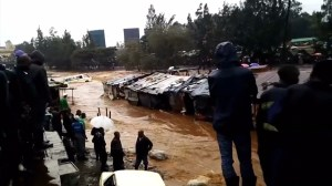 Flooding in Kenya leaves at least 15 dead