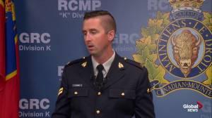 RCMP say victim of Alberta highway shooting 'deserves justice'