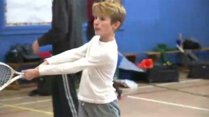 How a tennis program in Pincourt is helping kids with autism