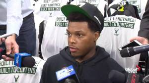 Lowry on underdog status against Bucks 'nothing matters, but getting wins'