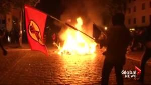G20 protests erupt in Hamburg ahead of summit