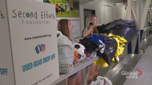 Calgary players start foundation to equip kids around the world with soccer gear