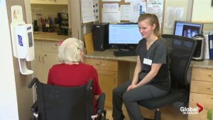 Health care worker shortage in the Okanagan