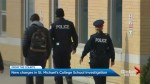 New charges in St. Michael's College School investigation
