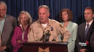 Las Vegas police say they've found no motive for shooting yet