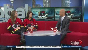 Home crowd set to cheer on Calgary Inferno