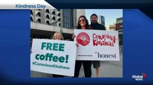 United Way Winnipeg's Conscious Kindness Day