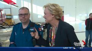 Lorraine on Location (3/4): STARS Ambulance lottery Edmonton home draw