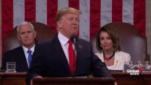 State of the Union: Trump rails against Socialism, says America will 'never be a Socialist country'