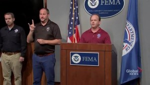Hurricane Florence is a very dangerous storm: FEMA weather briefing
