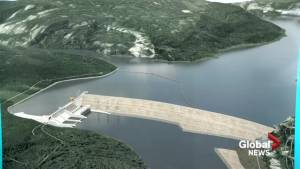 $470M project announced for Site C dam project