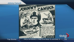 Archivist wants to revive Johnny Canuck comic