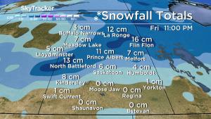 Saskatoon weather outlook: freezing rain, snow and wind blast Saskatchewan