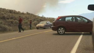 Ashcroft fire one of the biggest wildfires in B.C.