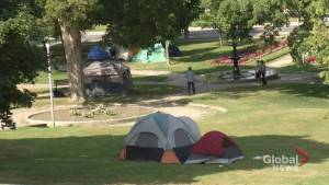 Tensions mount over new Peterborough parks bylaw that prohibits camping without a permit